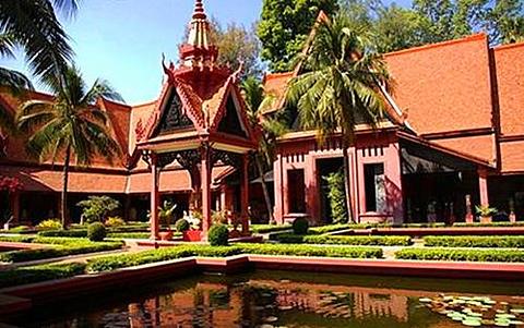 柬埔寨国家陶艺博物馆