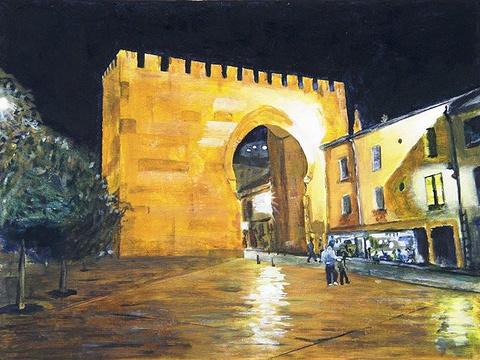 Puerta de Elvira旅游景点图片