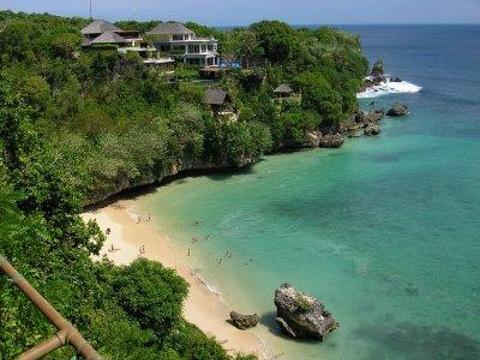 Padang Padang 海滩旅游景点图片