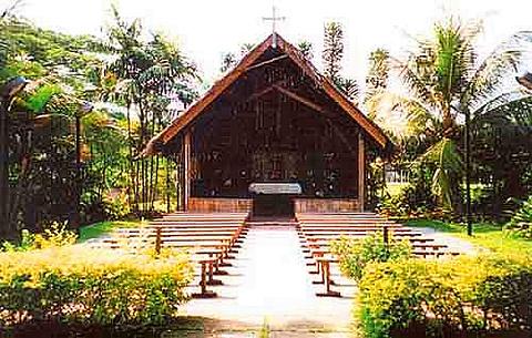 樟宜礼拜堂旅游景点图片