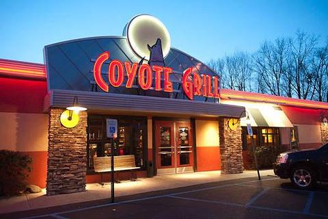 墨西哥coyote烧烤餐厅