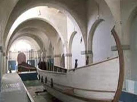 比萨古船博物馆旅游景点图片