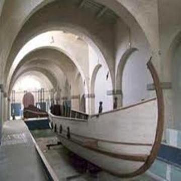 比萨古船博物馆的图片