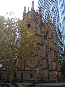 悉尼市政厅的图片