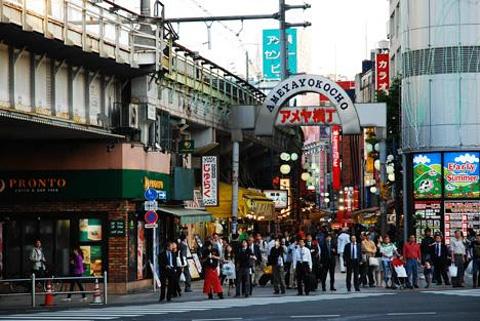 阿美横町商店街