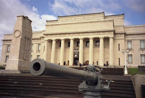 奥克兰博物馆