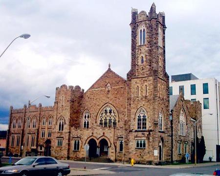 圣安德鲁长老教会旅游景点图片