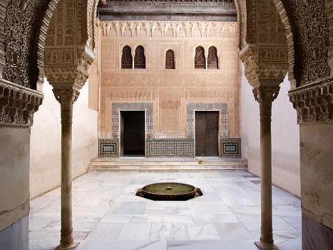 Resultado de imagen de CUARTO DORADO alhambra granada