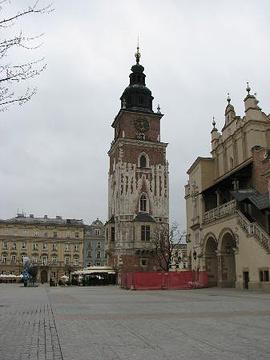 克拉科夫市政厅大楼