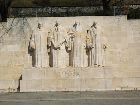 宗教改革纪念碑旅游景点图片
