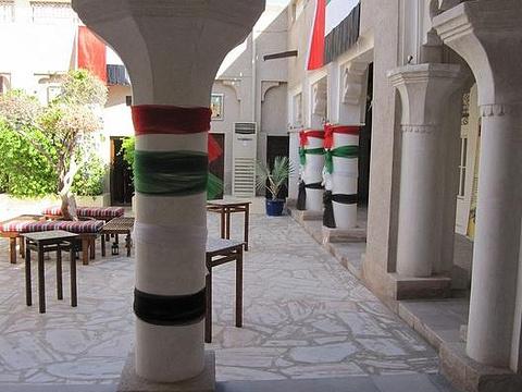 阿联酋文化广场旅游景点图片
