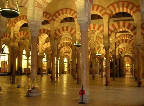 科尔多瓦大清真寺的图片