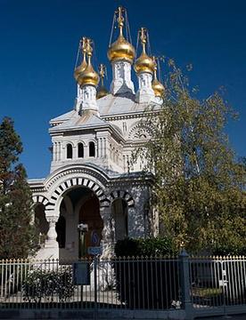 埃格利斯俄罗斯教堂的图片