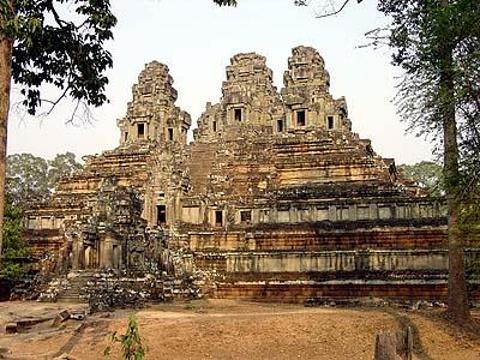 茶胶寺的图片