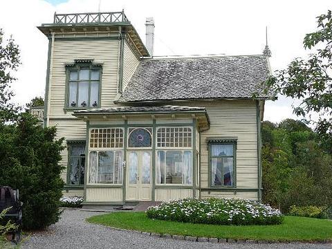 特罗豪根葛利格博物馆旅游景点图片