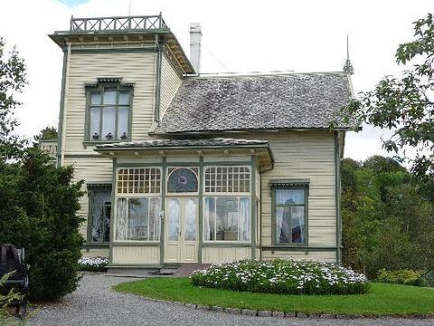 特罗豪根葛利格博物馆的图片