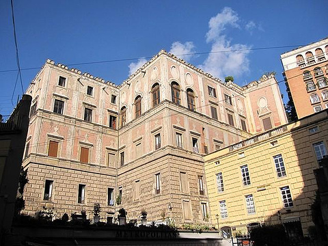 那不勒斯王宫旅游景点图片