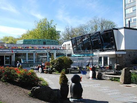 卑尔根水族馆旅游景点图片