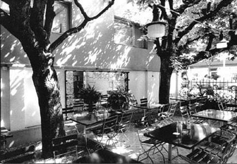 教会场餐厅