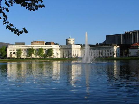 卑尔根美术馆旅游景点图片