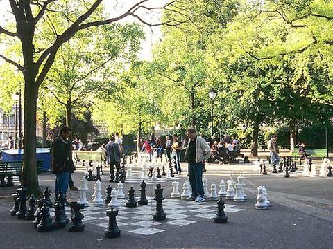 巴斯蒂恩公园旅游景点图片