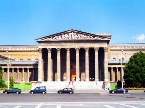 伯尔尼美术馆旅游景点图片