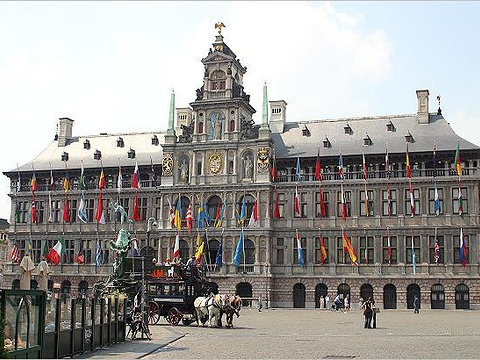 Town Hall (Stadhuis)旅游景点图片