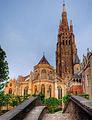 布鲁日圣母教堂