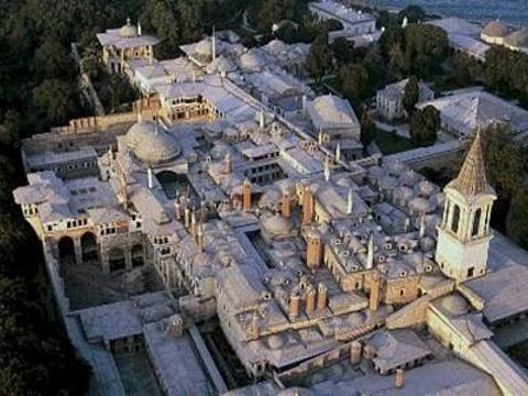 托普卡帕宫旅游景点图片