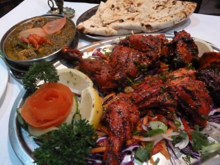 克什米尔印度餐厅