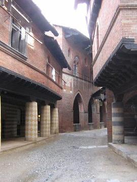 Medieval Village (Borgo Medievale)