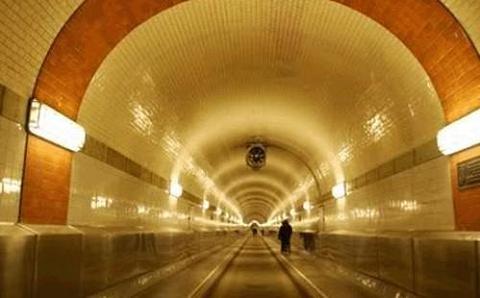 易北河旧隧道