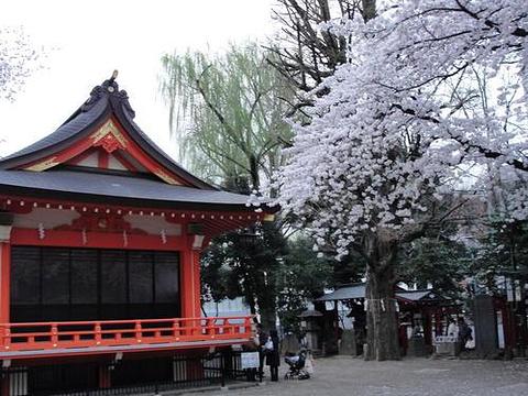 花园神社的图片