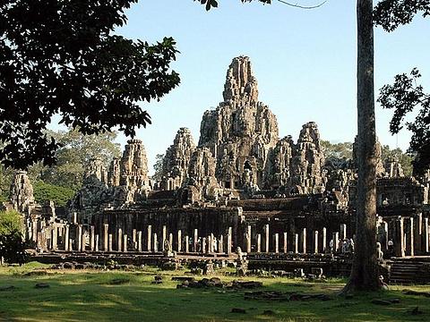 巴戎寺旅游景点图片