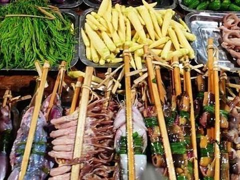 野象谷民族风味烧烤场旅游景点图片