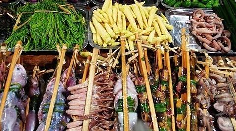 野象谷民族风味烧烤场