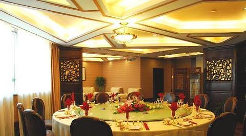 文山国际大酒店中餐厅