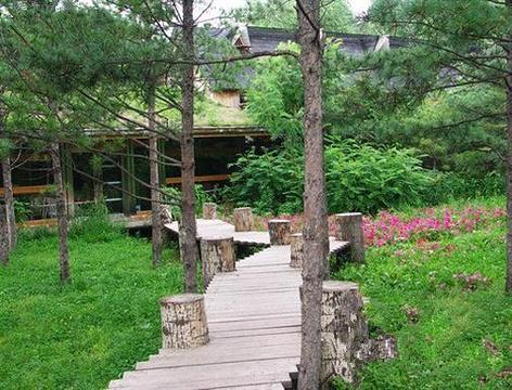 大鹅岛绿色生态美食园