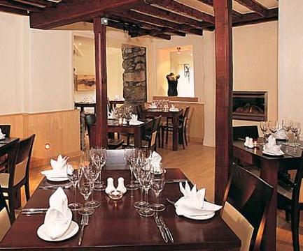 乡村餐厅的图片