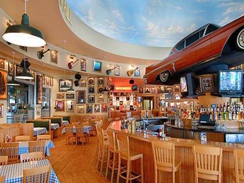 硬石餐厅旅游景点图片