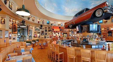 硬石餐厅的图片