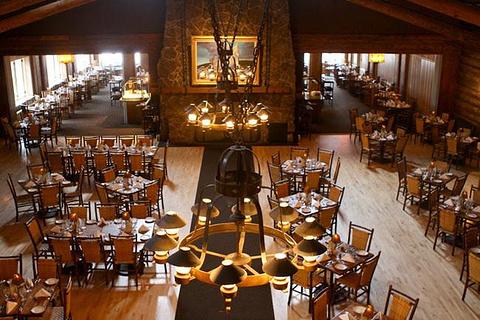 老忠实旅馆餐厅
