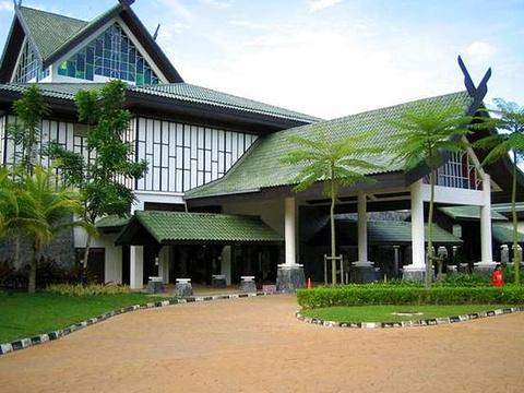 马哈蒂尔总理博物馆旅游景点图片
