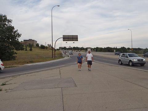 卡尔加里慢跑俱乐部旅游景点图片