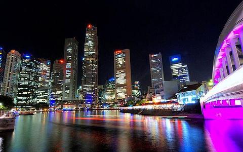 新加坡河的图片