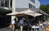 雷迪森广场酒店户外咖啡厅