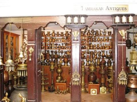 巴巴尔宫殿手工艺品店
