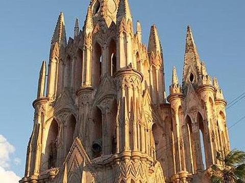 圣米格尔教堂旅游景点图片
