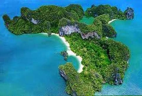 割喉群岛的图片