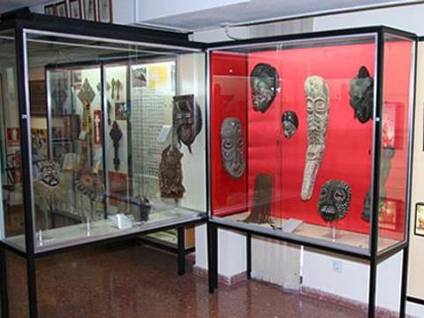 非洲博物馆旅游景点图片